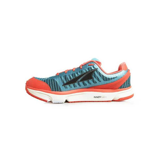 Altra - Altra Zero Drop Provision 2 Running Shoes - Women's: Blue/Coral, 7