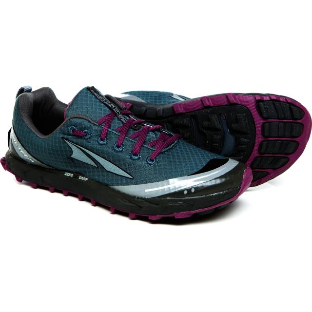 Altra - Superior 2.0 Running Shoe Womens - Deep Lake/Berry 8