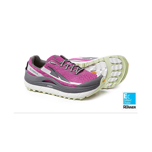 Altra - - Olympus 2 Wmns - 8.5 - Purple/Lime