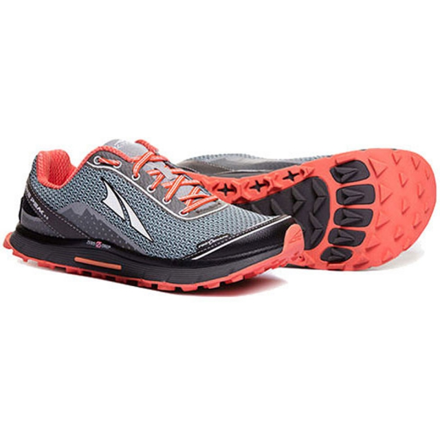 Altra - Lone Peak 2.5 Running Shoes Womens - Coral Reef 10