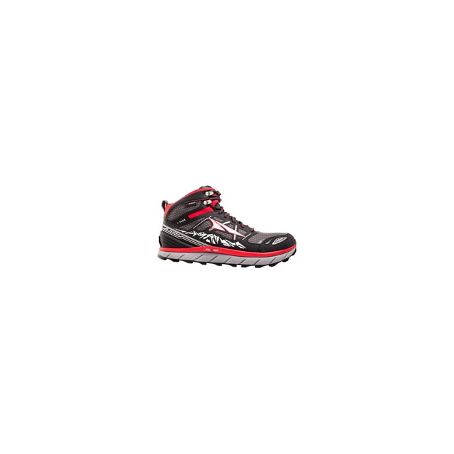 Altra - Lone Peak Mid Neoshell Hiking Boot - Men's - Red In Size