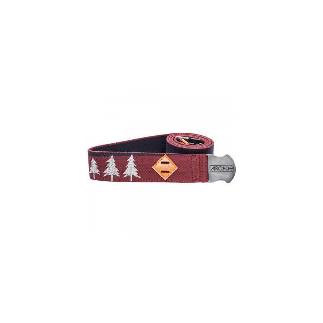 Arcade - Blackwood Belt Men's, Navy/Red