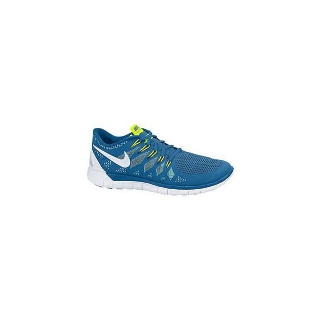 Nike - Free 5.0 - Men's-Royal/Midnight Navy-8