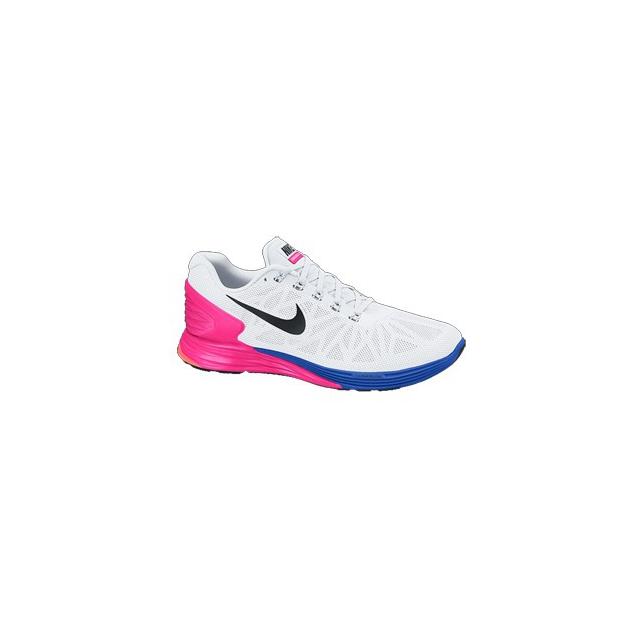 Nike - Lunarglide +6 - Women's-White-10