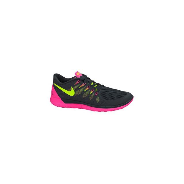 Nike - Free 5.0 - Women's-Black/Black-9