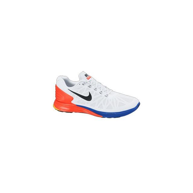 Nike - Lunarglide +6 -  Men's-White-13