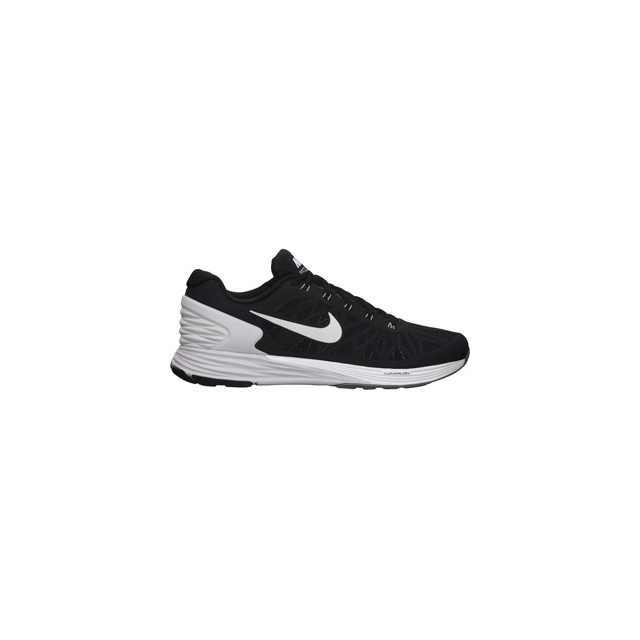 Nike - LunarGlide +6 - Men's-Black-8.5