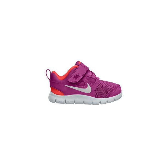 Nike - Free 5.0 Running Shoe - Toddler Girl's-Pink-6
