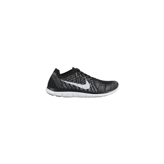 Nike - Free 4.0 Flyknit - Women's-Black-8