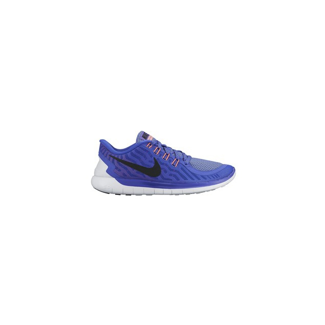 Nike - Free 5.0 - Women's-Violet/Fuschia/Black-10