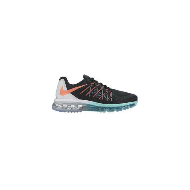 Nike - Airmax 2015 - Women's-Black/White-8.5