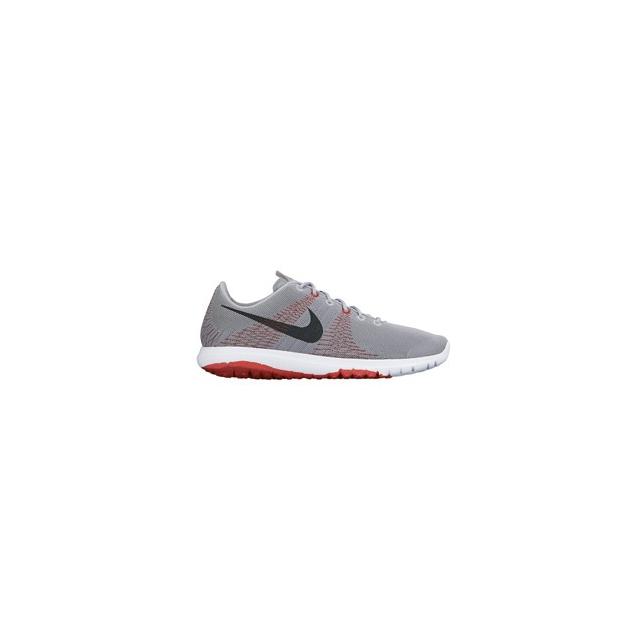 Nike - Flex Fury Running Shoe - Men's-Charcoal-11.5