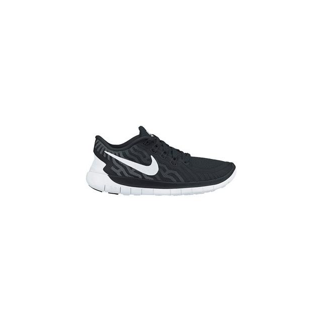Nike - Free 5.0 Running Shoe - Men's-Black/Black-11.5
