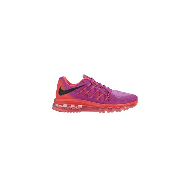 Nike - Airmax 2015 - Women's-Flash Pink-8.5