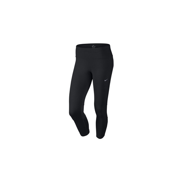 Nike - Epic Run Crop Pants - Women's-Black-S