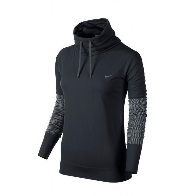 Nike - Women's W Dri Fit Infinity Coverup - 620382-010 S