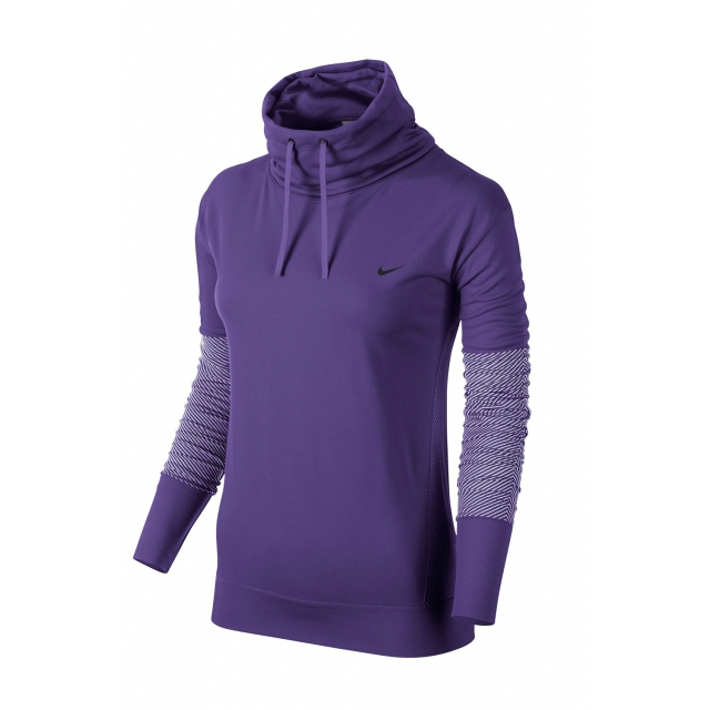Nike - Women's W Dri Fit Infinity Coverup - 620382-547 S