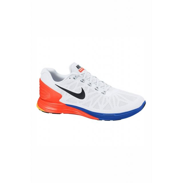 Nike - Men's Lunarglide 6 - 654433-101