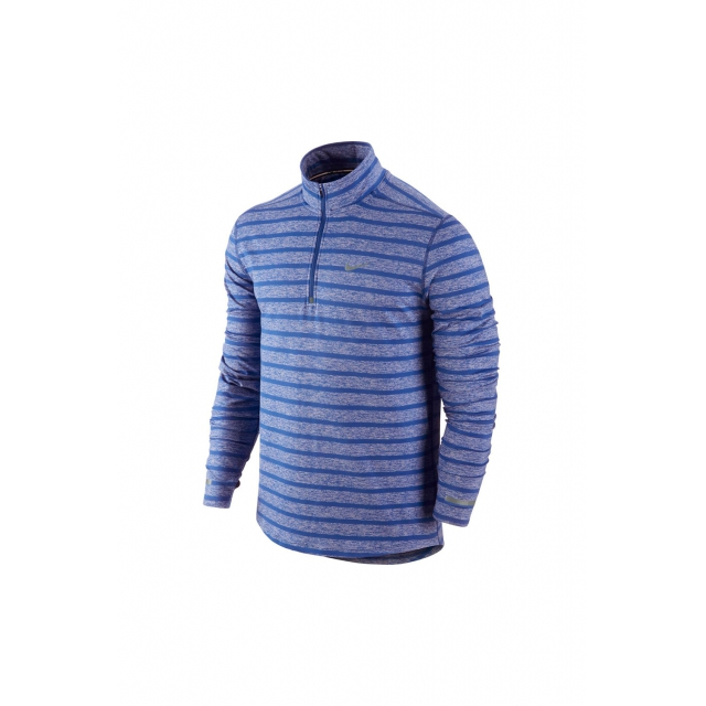 Nike - Element Stripe 1/2 Zip - 642911-480