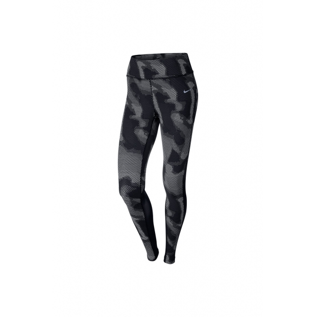 Nike - Women's W Epic Run Printed Tight - 644956-010 M