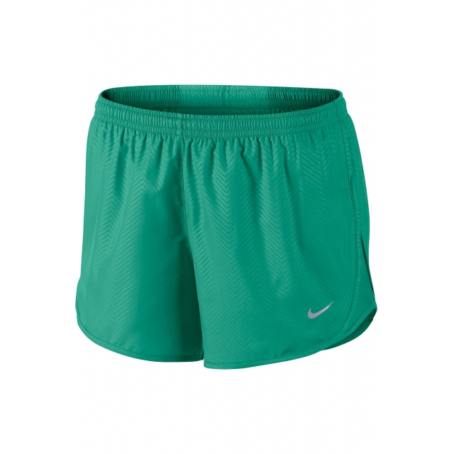 Nike - Women's W Mod Embossed Tempo Short - 645561-347 XS