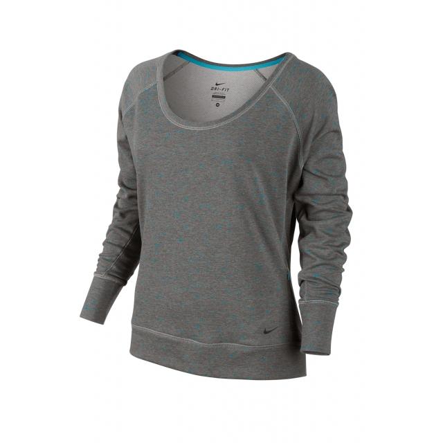 Nike - W Gym LW Epic Fleece - 643294-063 L