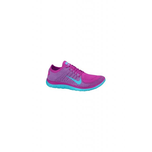 Nike - Women's W Free Flyknit 4.0 - 631050-501