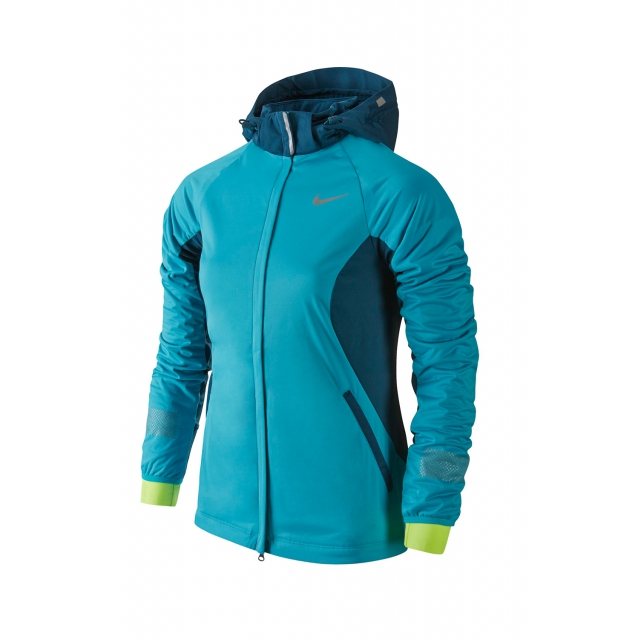 Nike - Women's W Shield Max Jacket - 619033-388 XS