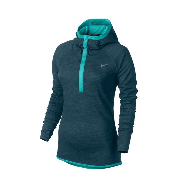 Nike - Women's W Wool Hoodie - 619918-483 L