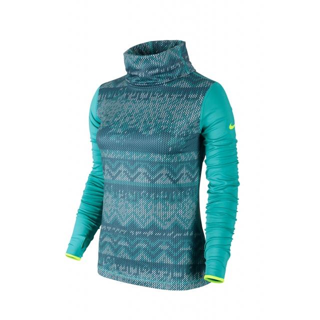 Nike - Women's W Pro Hyperwarm Nordic - 638331-483 L