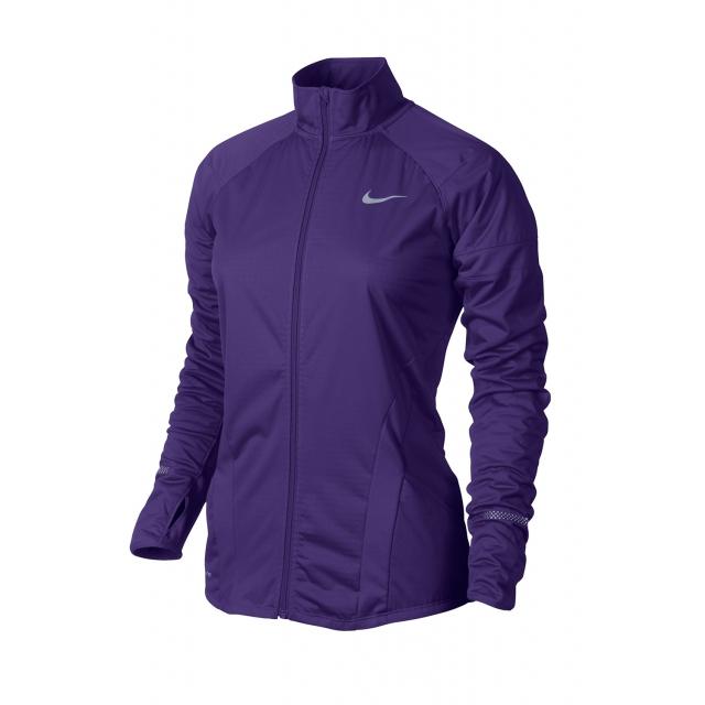 Nike - Women's W Element Shield FZ - 654653-547 L