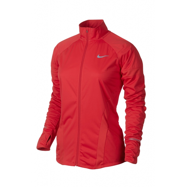 Nike - Women's W Element Shield FZ - 654653-660 XL