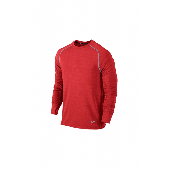 Nike - DriFit Feather Fleece Crew - 598973-696 S