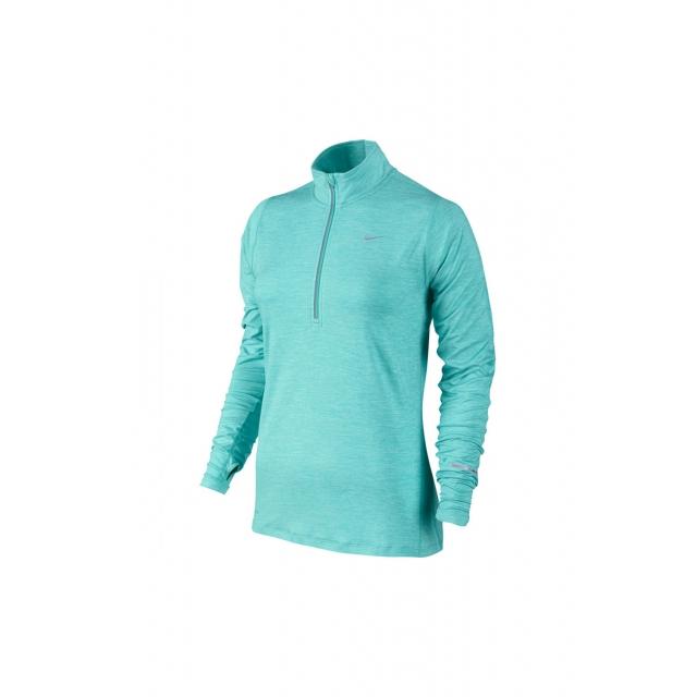 Nike - W Element Half Zip-AQU - 481320-466