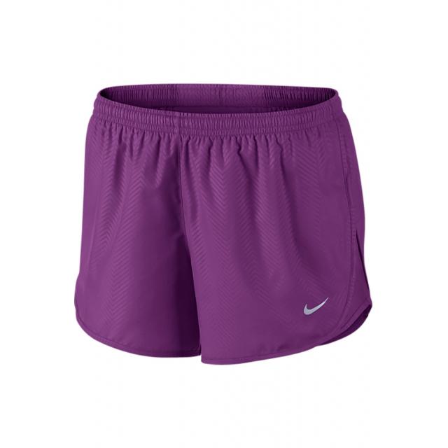 Nike - W MOD EMB TEMPO SHORT - 645561-550 L