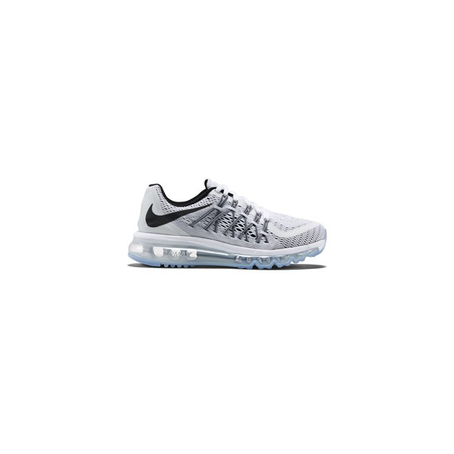 Nike - Air Max 2015 Running Shoe - Women's-White-8.5