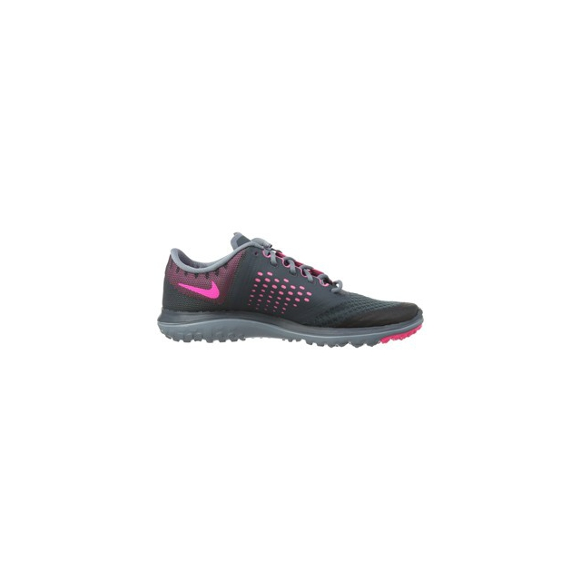 Nike - FS Lite Run 2 Shoes - Women's-Black/Pinkadelic-6