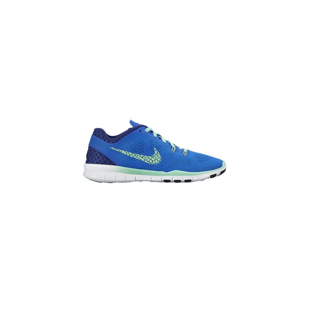Nike - Free 5.0 TR Fit - Women's-Royal/Midnight Navy-9.5