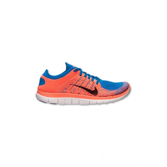 Nike - W Free Flyknit 4.0 - 631050-400 10.5