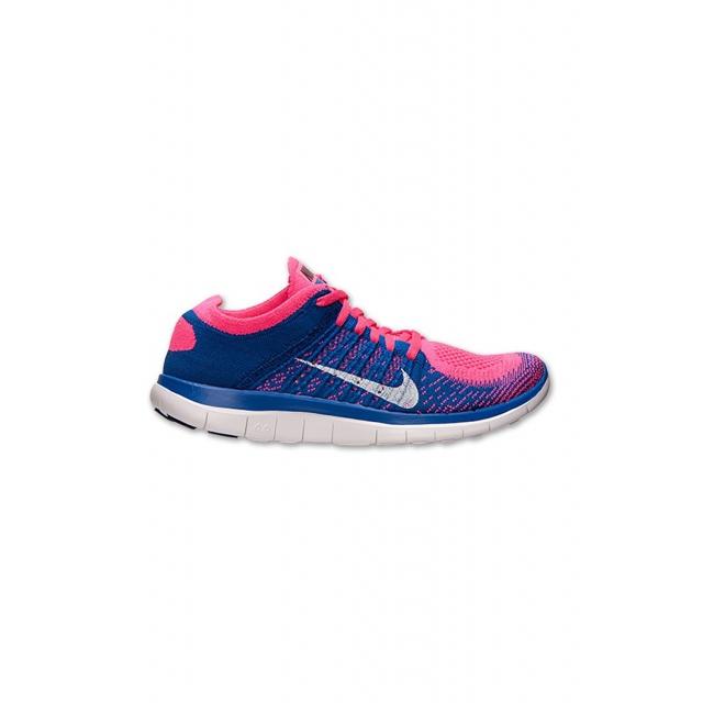 Nike - W Free Flyknit 4.0 - 631050-600