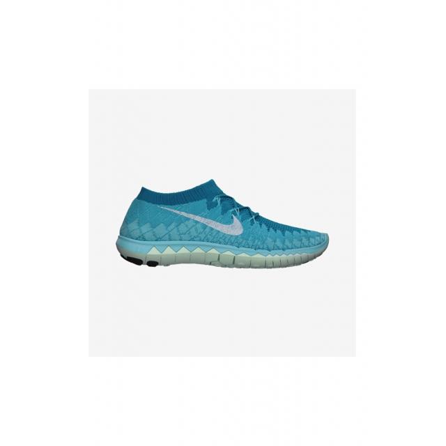 Nike - W Free Flyknit 3.0 - 636231-400 10.5