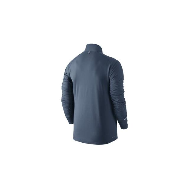 Nike - Element Shirt - Men's-Charcoal-L