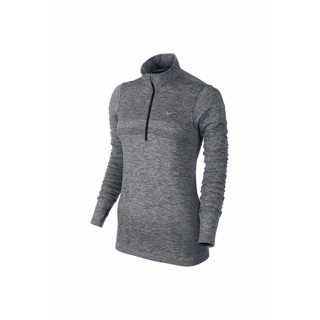 Nike - Women's W Dri-Fit Knit HZ Top - 659486-010