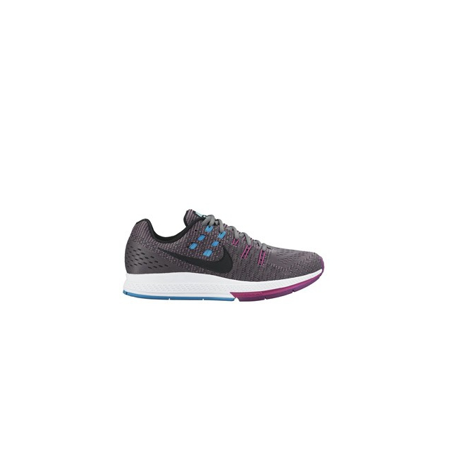 Nike - Structure 19 Shoe - Women's-Asphalt Heather-5.5