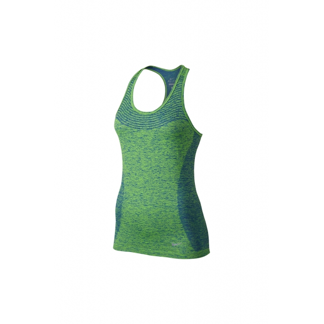 Nike - W Dri-Fit Knit Tank - 718567-455