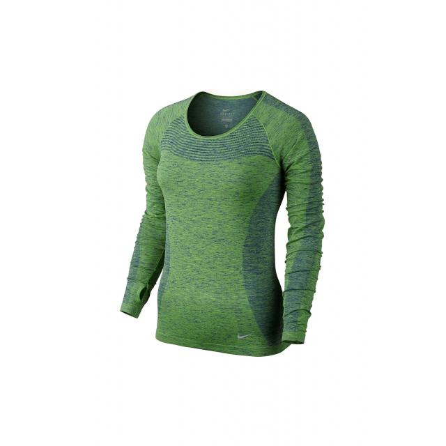 Nike - W Dri-Fit Knit LS - 718582-455