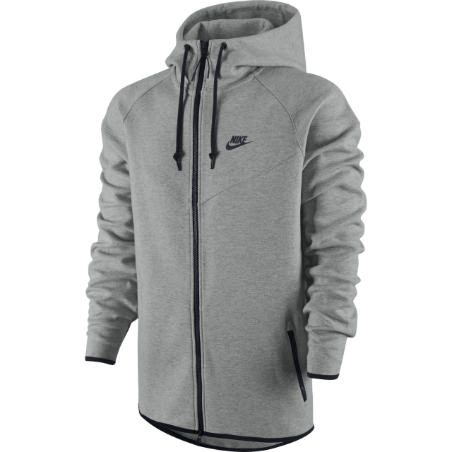 Nike - Tech Fleece Windrunner FZ - 545277-065
