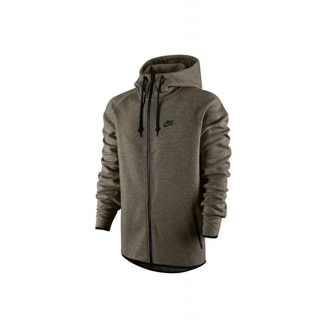 Nike - Tech Fleece Windrunner FZ - 545277-325