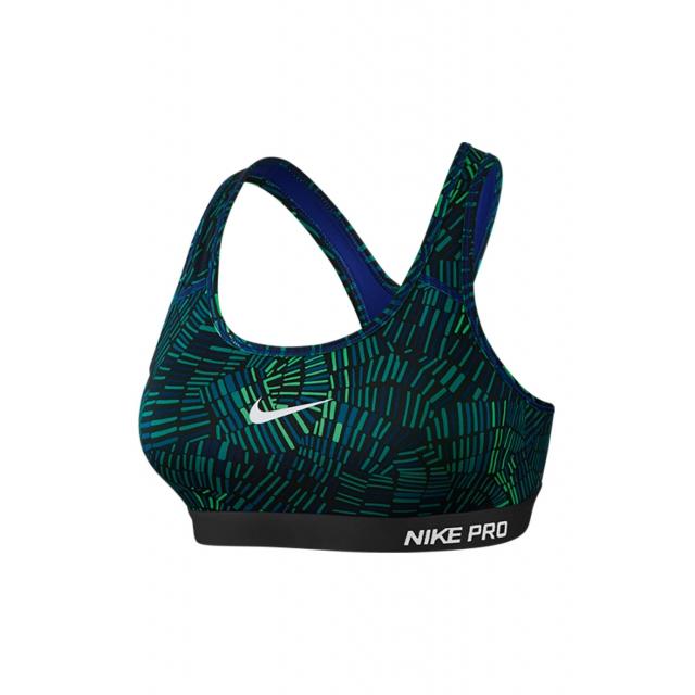 Nike - W Pro Clsc Pad Tidl Mlt Bra - 726935-455 XL