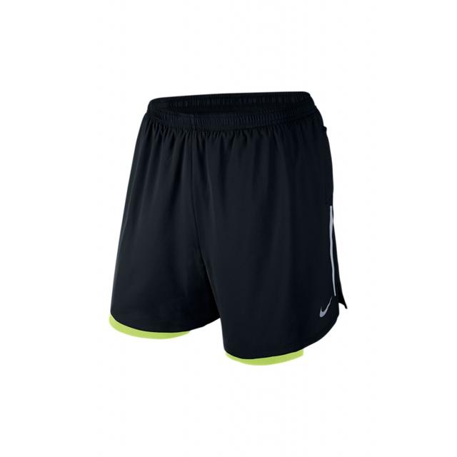 Nike - 5 Phenom 2 In 1 Short - 683215-010